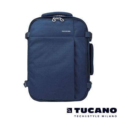 TUCANO TUGO 超大容量旅行後背包(M)- 藍