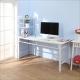 BuyJM超穩固耐用160公分工作桌附桌上書架-DIY