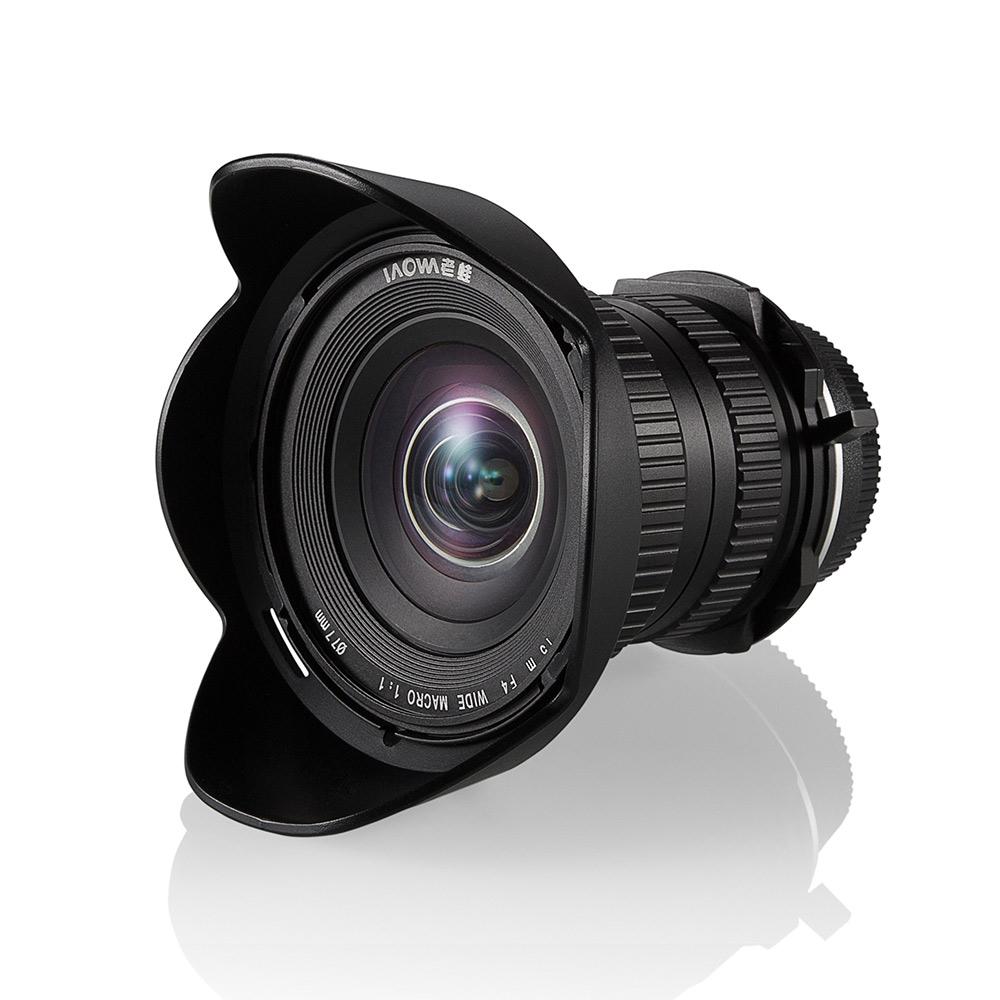 老蛙 LAOWA 15mm F4 WIDE MACRO(公司貨)For Sony E