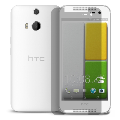 D&A HTC Butterfly 2專用日本頂級AG螢幕保護貼(霧面防眩)