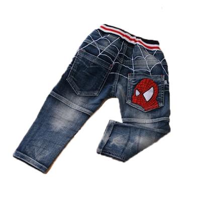 帥氣水洗紋牛仔長褲-k60118