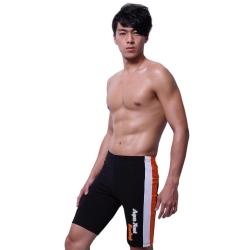 Aquanaut奧可那泳裝 Surfing字漾七分泳褲