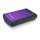 創見 H3P 3TB USB3.0 2.5吋行動硬碟(紫)