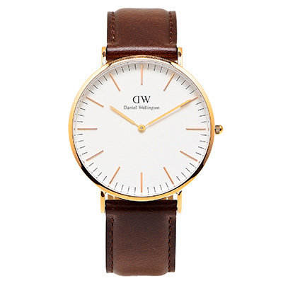 DW Daniel Wellington經典聖安德魯腕錶手錶-白面/36mm