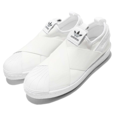 adidas休閒鞋Superstar Slip女鞋