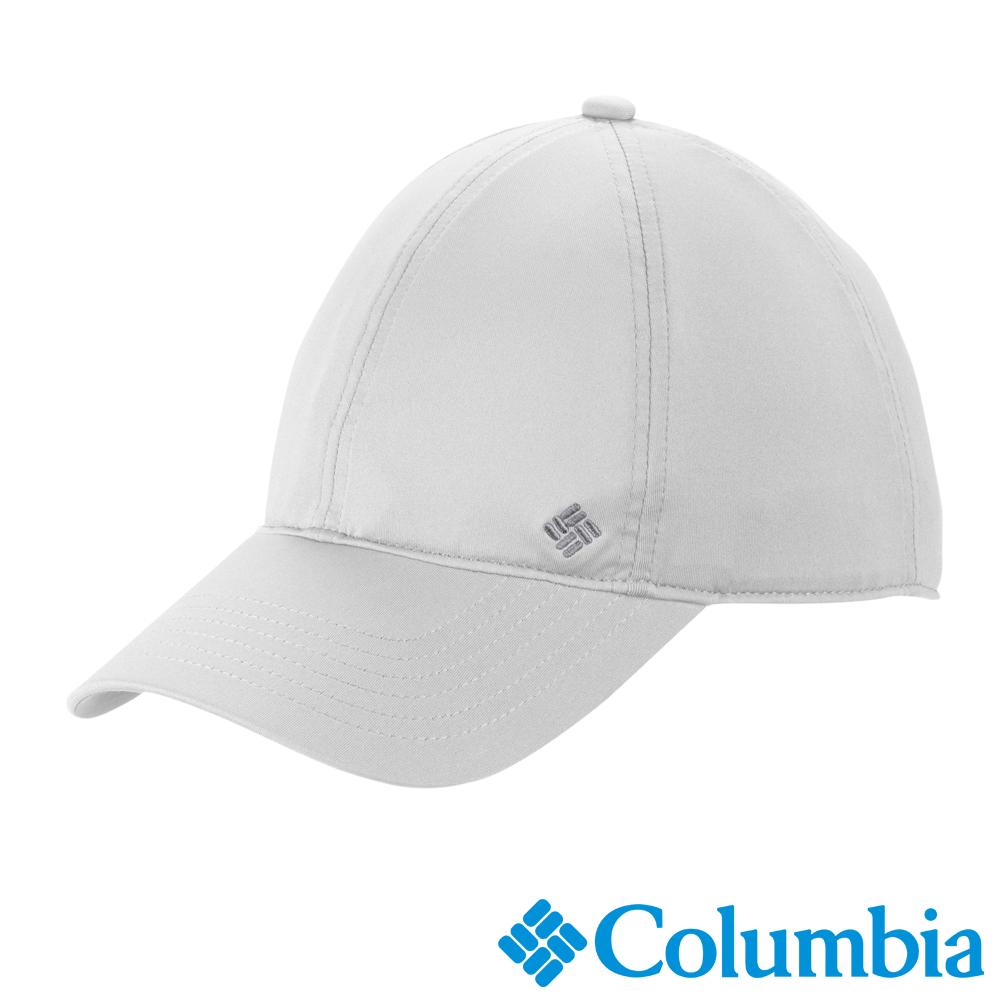 Columbia哥倫比亞 男款-抗UV50涼感棒球帽-白色 (UCM94840WT)
