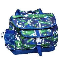 美國Bixbee - 彩印系列足球明星大童輕量舒壓背書包