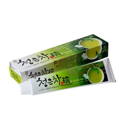 韓國2080 清齦茶-韓方護齦茶牙膏.珍(130gX2入)-共有A/B兩款包裝,隨機出貨