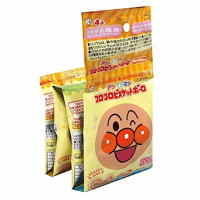 不二家 麵包超人4連小餅乾 (64g)