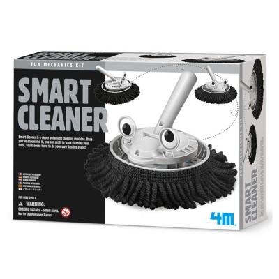 4 M科學探索 - 掃地機器人