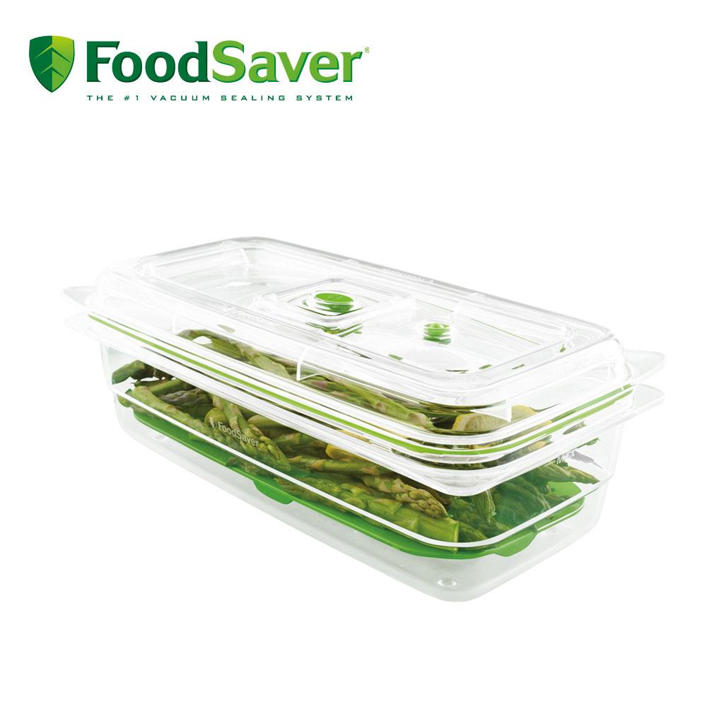美國FoodSaver 真空密鮮盒1入(特大-2.3L)