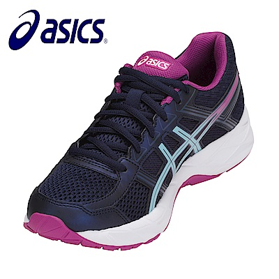 Asics 亞瑟士 GEL-CONTEND 4 女慢跑鞋 T765N-5814