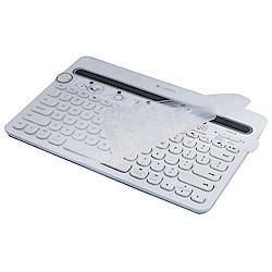EZstick 羅技 Logitech K480 多功能藍芽鍵盤 高級矽膠 鍵盤膜