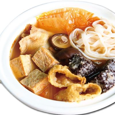任選【老東山】韓式泡菜鍋-獨享鍋(800g/鍋)