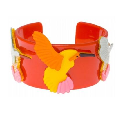 Anna Lou Of London倫敦品牌 Paradise Bird彩虹天堂鳥手環