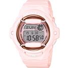 BABY-G  Pink 粉嫩氣息運動腕錶(BG-169G-4B)粉/42.6mm