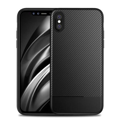 iPhone X Carbon 超薄碳纖維紋理防撞手機殼