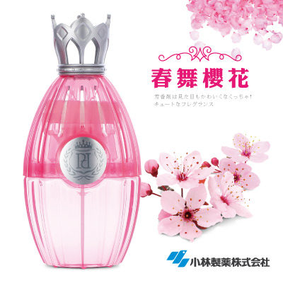日本小林製藥香花蕾PINK PINK香水香氛-春舞櫻花(正廠貨)-2入