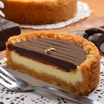艾波索 比利時巧克力乳酪蛋糕(4吋)