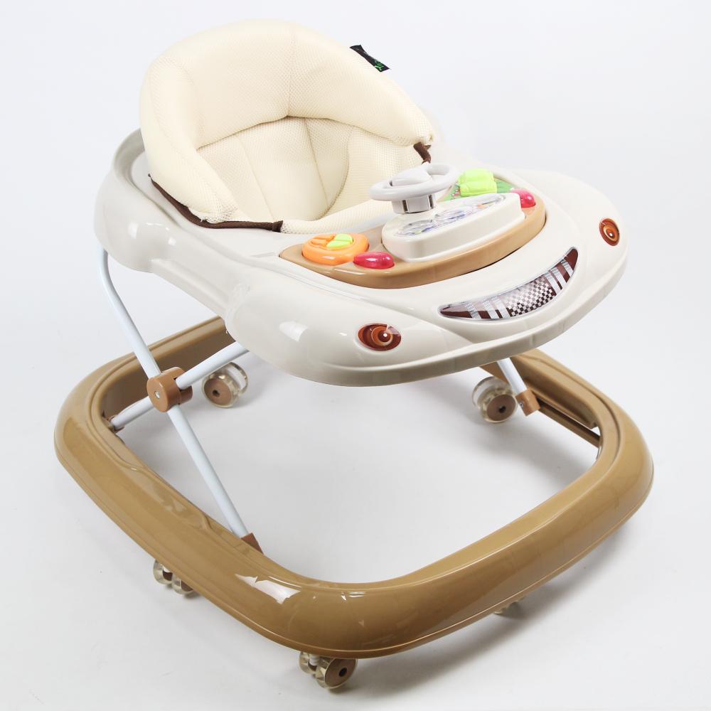 Yip Baby 汽車造型學步車