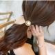 梨花HaNA 韓國浪漫圍繞單顆珍珠髮圈
