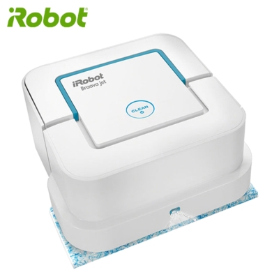 美國iRobot-乾溼拖三用機器人擦地機-Bra