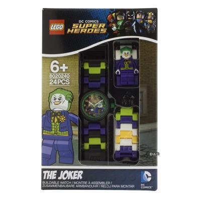 【 樂高積木 LEGO 】兒童手錶 - 小丑