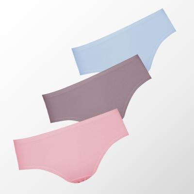 蕾黛絲-伴你一生-精梳棉-棉褲三件包-高腰-M-E
