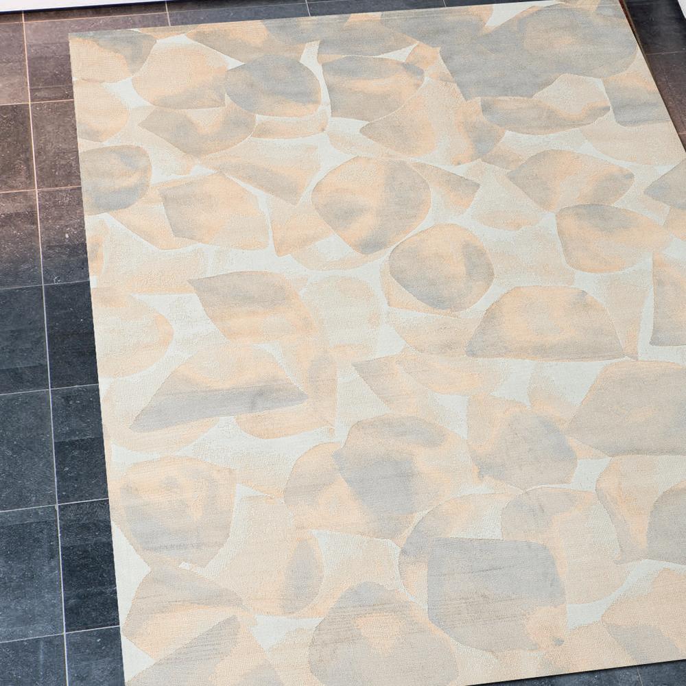 Ambience 比利時 Aquarel 絲毯-石紋 (100x140cm)