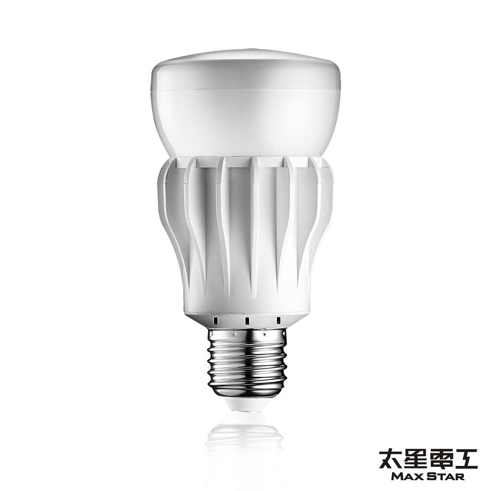 太星電工 大廣角LED燈泡12W/暖白光(3入) A512L*3