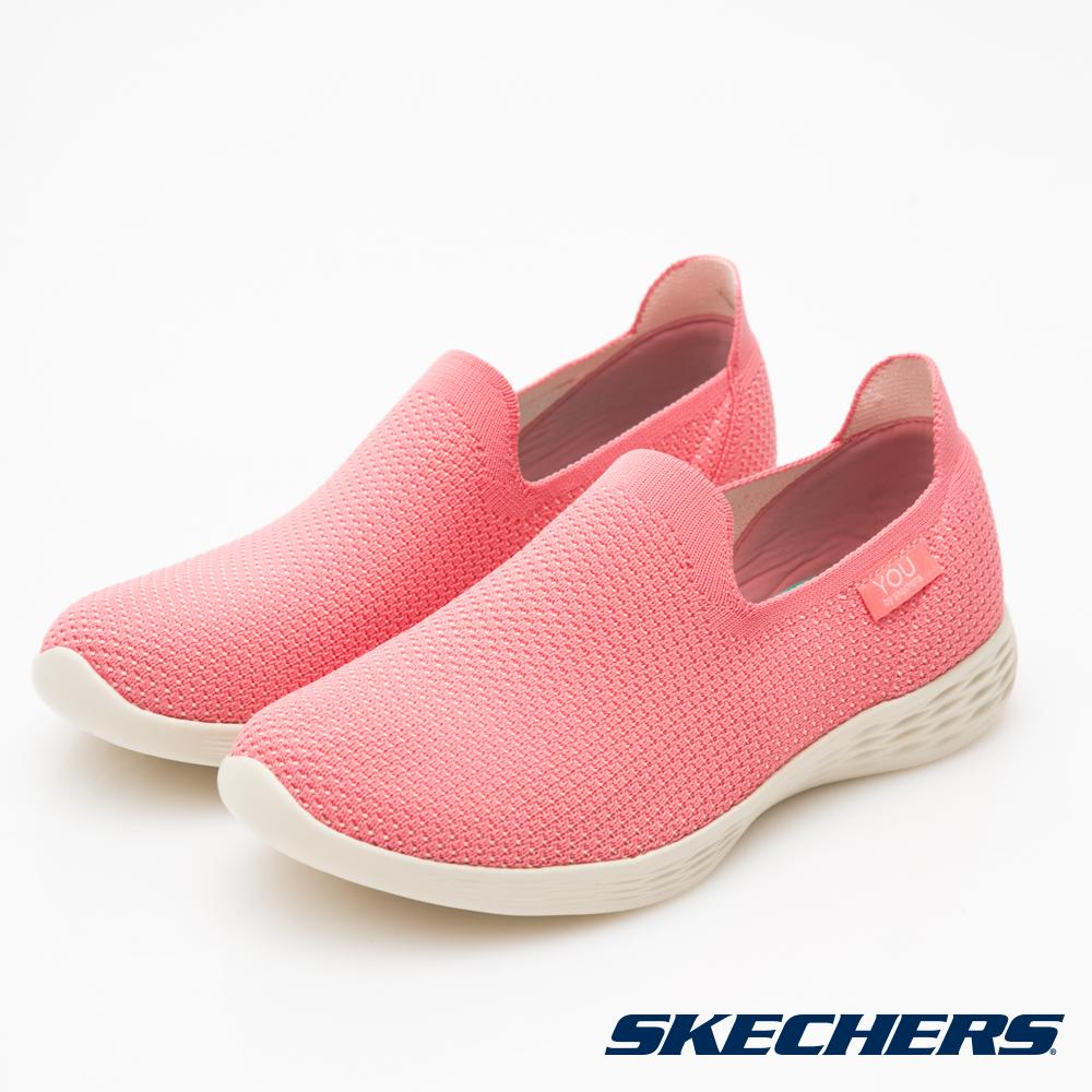 SKECHERS (女) 健走系列 YOU DEFINE - 14956WPNK