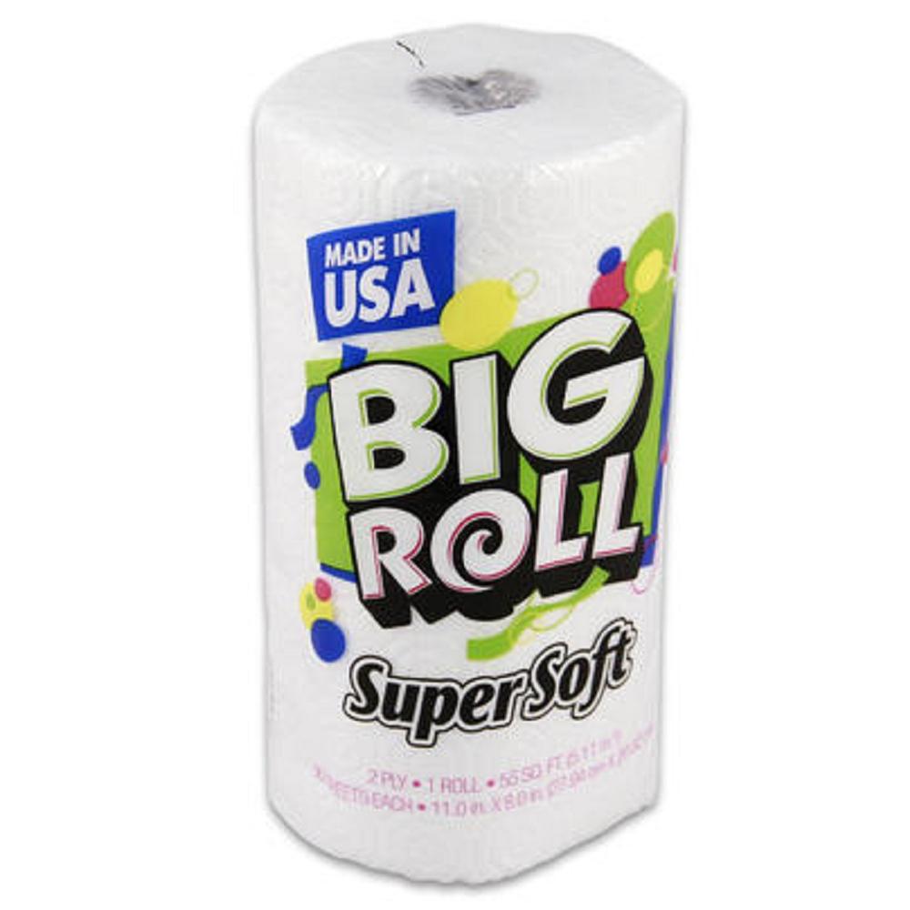 Super soft 大紙捲廚房紙巾 (90張/捲)