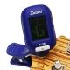 Kalani 烏克麗麗/吉他 5合1雙色冷光調音器(藍色)+加贈 PICK product thumbnail 1