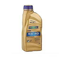 【RAVENOL】 5W-40全合成機油經濟保養套餐 四入(含安裝+機油精)