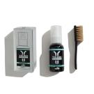 (即期良品)Y.A.S 美鞋神器 香氛洗鞋組(60ml)-綠茶
