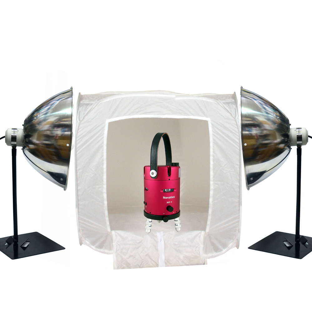 Piyet 35公分棚加雙燈組(300W)