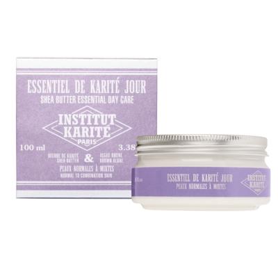Institut Karite Paris巴黎乳油木抗皺精華日霜100ml(一般膚)
