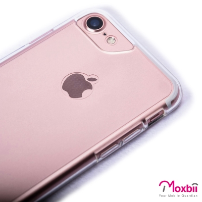 Moxbii Apple iPhone 7 TPU 二代 simpOcase 全...