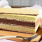《拿破崙先生》烤布蕾千層1+綜合蛋捲燒1(1+1組合)