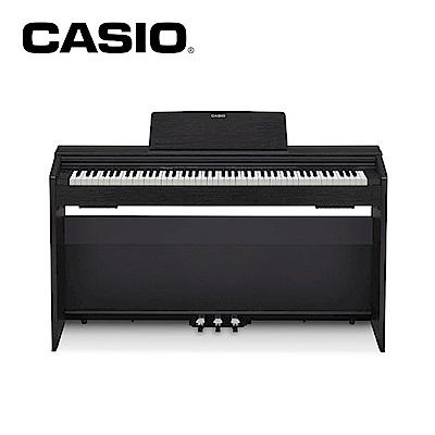 CASIO PX870 BK 88鍵電鋼琴 沉穩黑色款