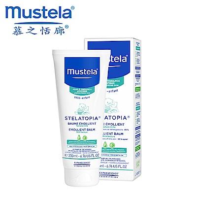 奇哥 Mustela 舒恬良柔舒霜-清爽型200ml(2款包裝隨機出貨)
