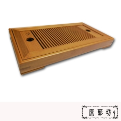 原藝坊天然尚竹茶盤