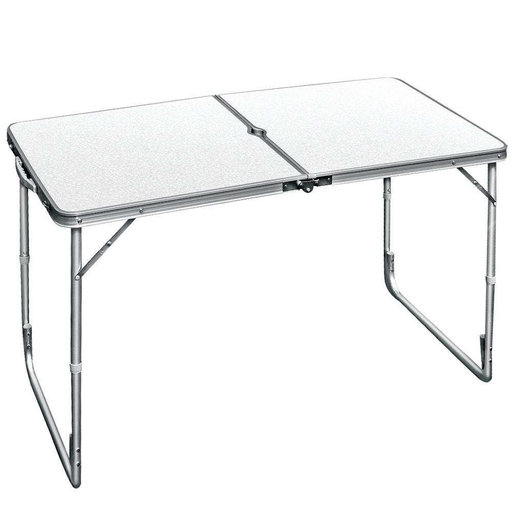 點秋香 歐尚鋁合金厚管折合可攜式休閒桌(大)
