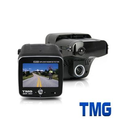 TMG GDR360 GPS+雷達/雷射+行車記錄器