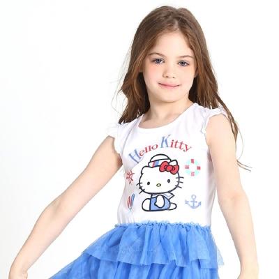 PUZZLE拍手童裝-Hello-kitty-洋裝