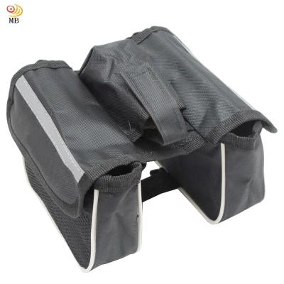 月陽MB自行車小型馬鞍包騎行包自行車包(DA18)