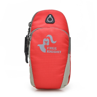 FREE KNIGHT休閒/運動手機臂包FK801RD紅