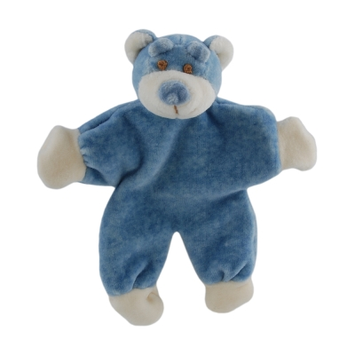 Simply Fido 威利藍軟Q幼幼熊