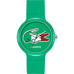 Lacoste 國旗系列世足賽熱血腕錶-