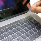 EZstick MacBook Pro 15 2016 新款 奈米銀TPU鍵盤保護膜